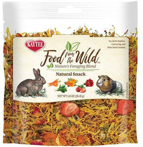 Kaytee Food From The Wild Treat Medley Rabbit / Guinea Pig 1 oz - All Pets Store