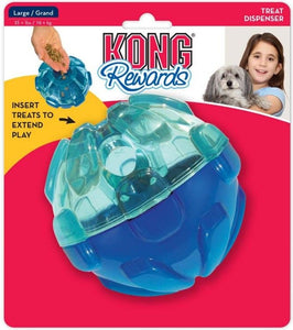 KONG Rewards Ball Large 1 count - All Pets Store