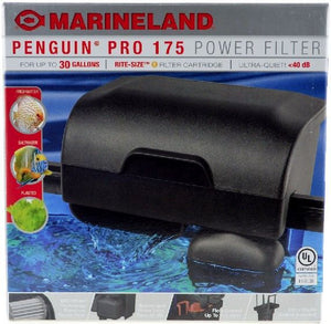 Marineland Penguin PRO Power Filter 175 gph - 30 gallon tank - All Pets Store