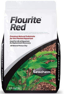 Seachem Flourite Red Aquarium Substrate 15.4 lbs - All Pets Store