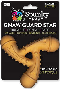 Spunky Pup Gnaw Guard Star Foam Dog Toy 1 count