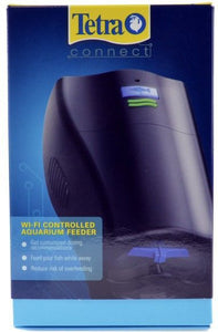 Tetra Connect Wi-Fi Controlled Aquarium Feeder 1 count - All Pets Store