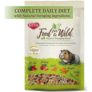 Kaytee Food From The Wild Guinea Pig - All Pets Store