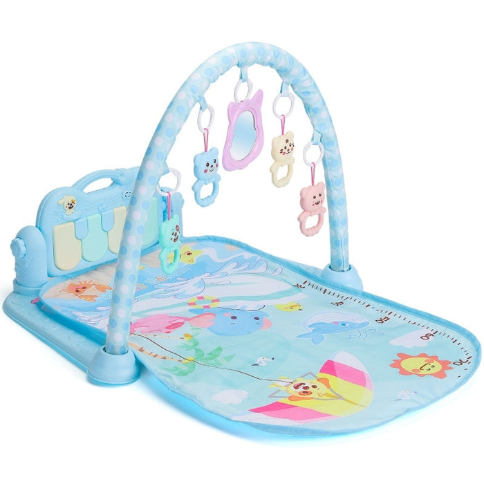 2020 New Baby Music Rack Play Mat Kid Rug Puzzle Carpet Piano Keyboard Infant Play mat Early Education Gym Crawling Game Pad Toy