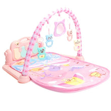 Load image into Gallery viewer, 2020 New Baby Music Rack Play Mat Kid Rug Puzzle Carpet Piano Keyboard Infant Play mat Early Education Gym Crawling Game Pad Toy