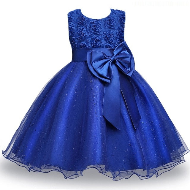 1-14 yrs teenagers Girls Dress Wedding Party Princess Christmas Dresse for girl Party Costume Kids Cotton Party girls Clothing