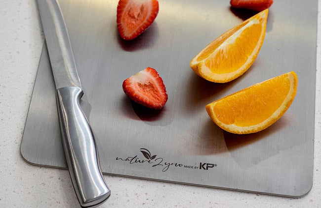 Stainless Steel Cutting Board (CIRCULAR SHAPE)