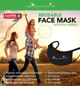 "Lifestyle Plus Mask [MEDIUM] - <span class=""redlabel"">Buy 5 Get 3 Free</span>"