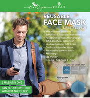 "Lifestyle Plus Mask [SMALL] - <span class=""redlabel"">Buy 5 Get 3 Free</span>"