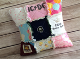 Baby Clothes Memory Pillow