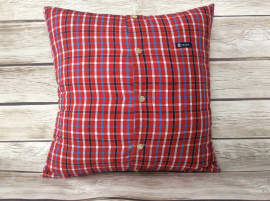 Memory Shirt Pillow