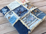 Baby Clothes Rag Quilt