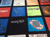 Traditional T Shirt Quilt