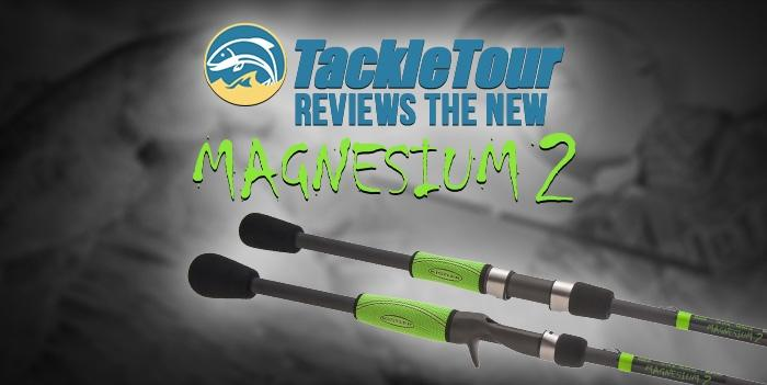 TackleTour and Kistler Rods - Fishing Rod Reviews