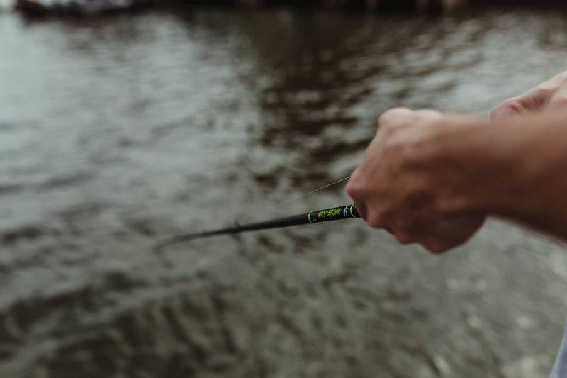 Magnesium Fishing Rod