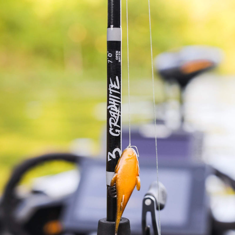 Kistler Graphite Fishing Rod,