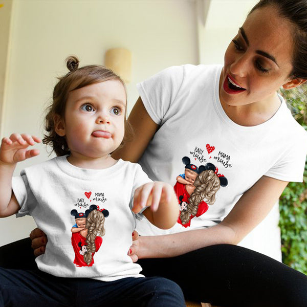Mom and Me T shirt