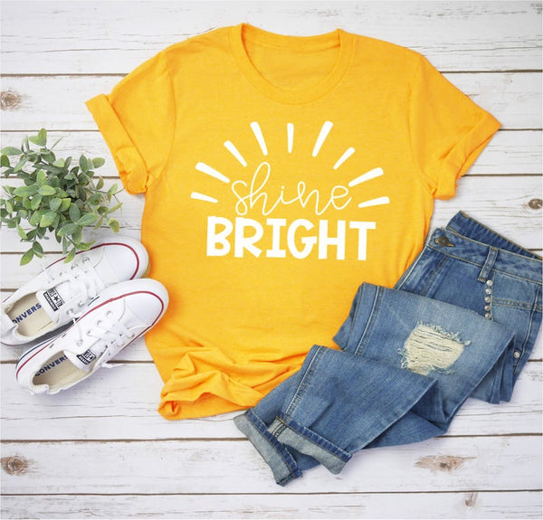 Shine Bright Jesus T-Shirt