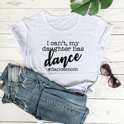 I can't my daughter has dance