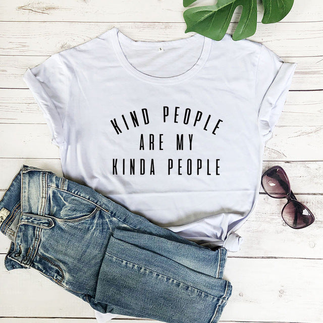 Kind People Are My Kinda