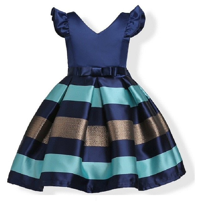 Printed girl child dress