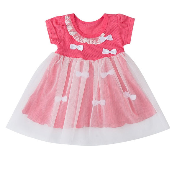 Baby dresses Patchwork