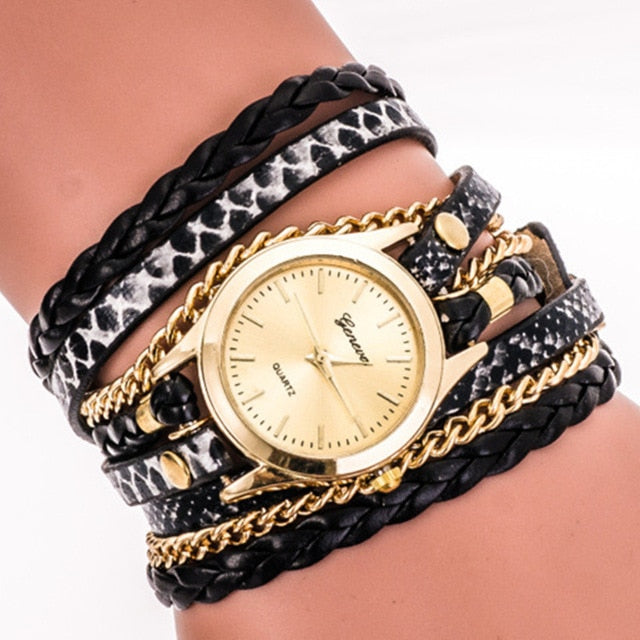 Strap Watch Women