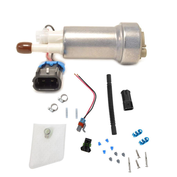 Walbro 460LPH In Tank Fuel Pump Kit E85
