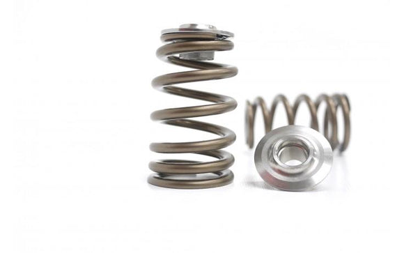 KVS93-BT Premium Quality Valve Springs and Titanium Retainer Set