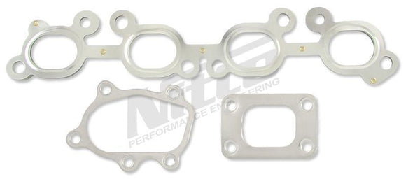 NITTO SR20 HOT SIDE METAL GASKET KIT