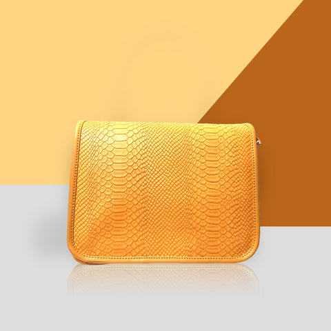 Classico Sling Bag YELLOW