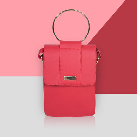 Classico Cross-Body / PINK