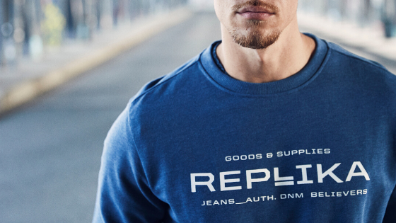 Brand in the Spotlight: Replika Jeans