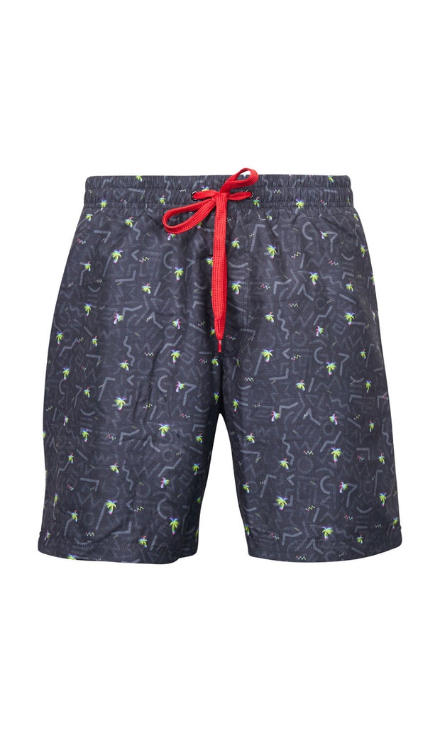 North 56°4 - Palm Beach Swim Shorts - front view