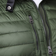 North 56°4 - Green Mountain Gilet - close up view