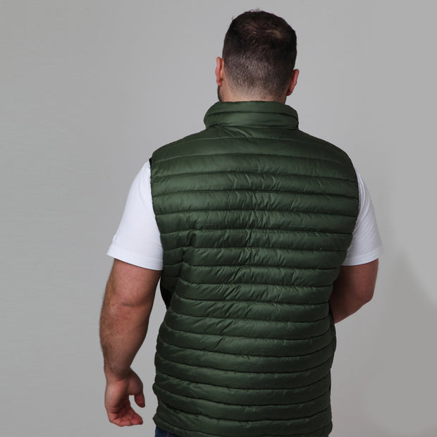 North 56°4 - Green Mountain Gilet - front view
