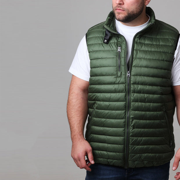 North 56°4 - Green Mountain Gilet - side view