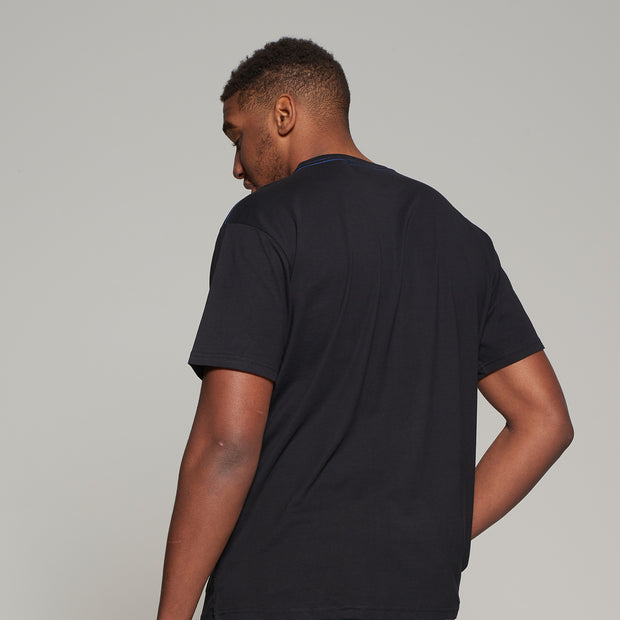 Black North56 T-Shirt - Front view