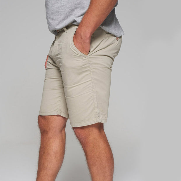 Redpoint - Parkland Chino Shorts in Beige - side view