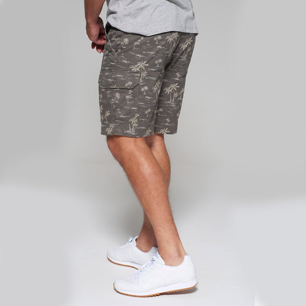 Redpoint - Redpoint - Winnipeg Chino Short in Khaki - side view