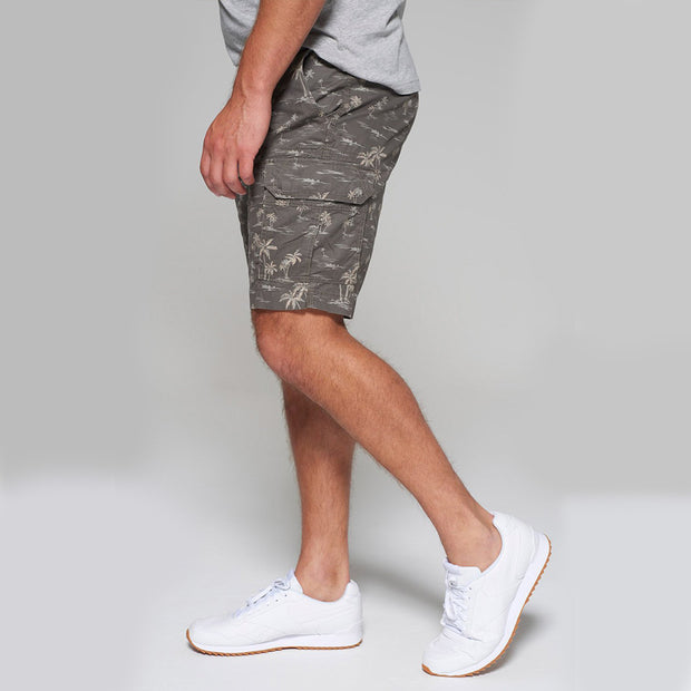 Redpoint - Redpoint - Winnipeg Chino Short in Khaki - back view