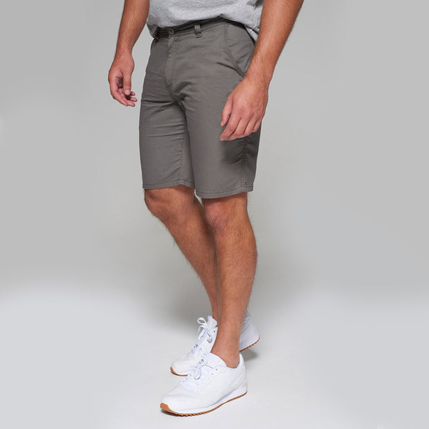 Big men's Redpoint khaki chino shorts