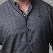 Campione - Blackstone Check Long Sleeve Shirt front view