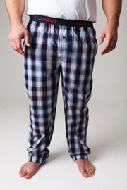 Heritage Pyjamas Bottoms in Red Check
