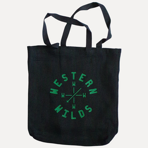 Western Wilds Tote Bag