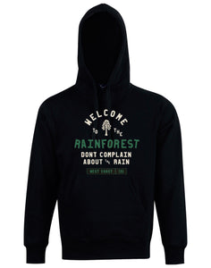 Welcome to the Rainforest (hoodie)