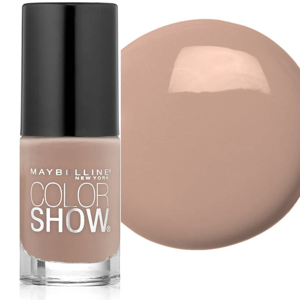 Maybelline Color Show Nail Polish - 021 Neutral Statement