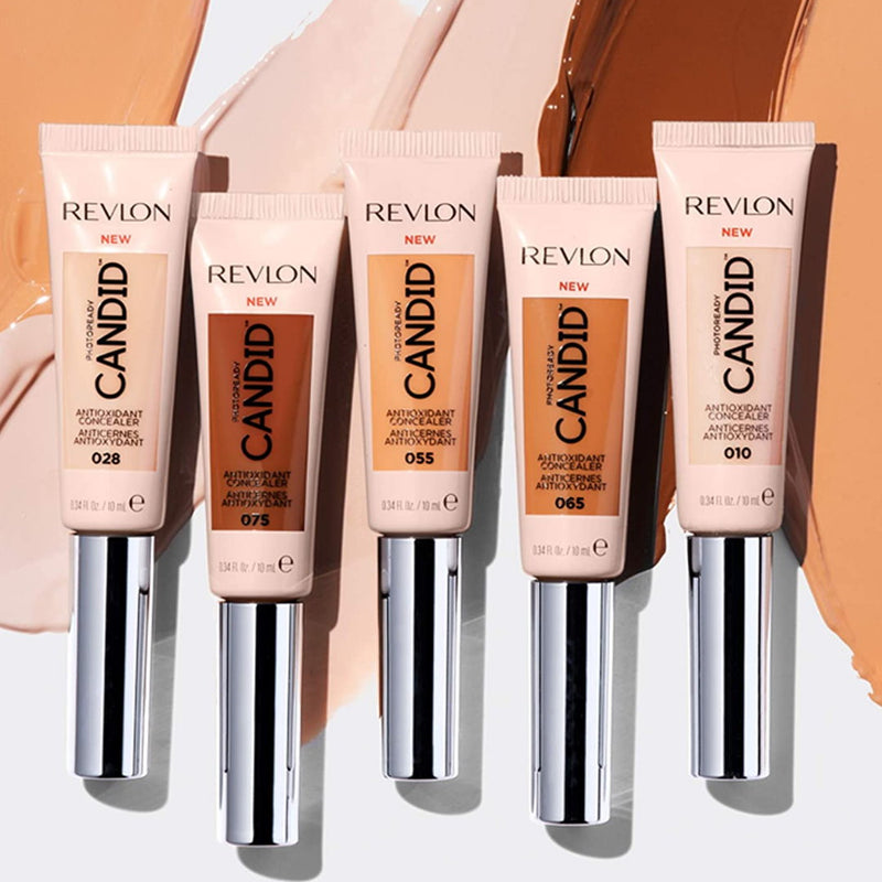Revlon PhotoReady Candid Antioxidant Concealer - 040 Medium