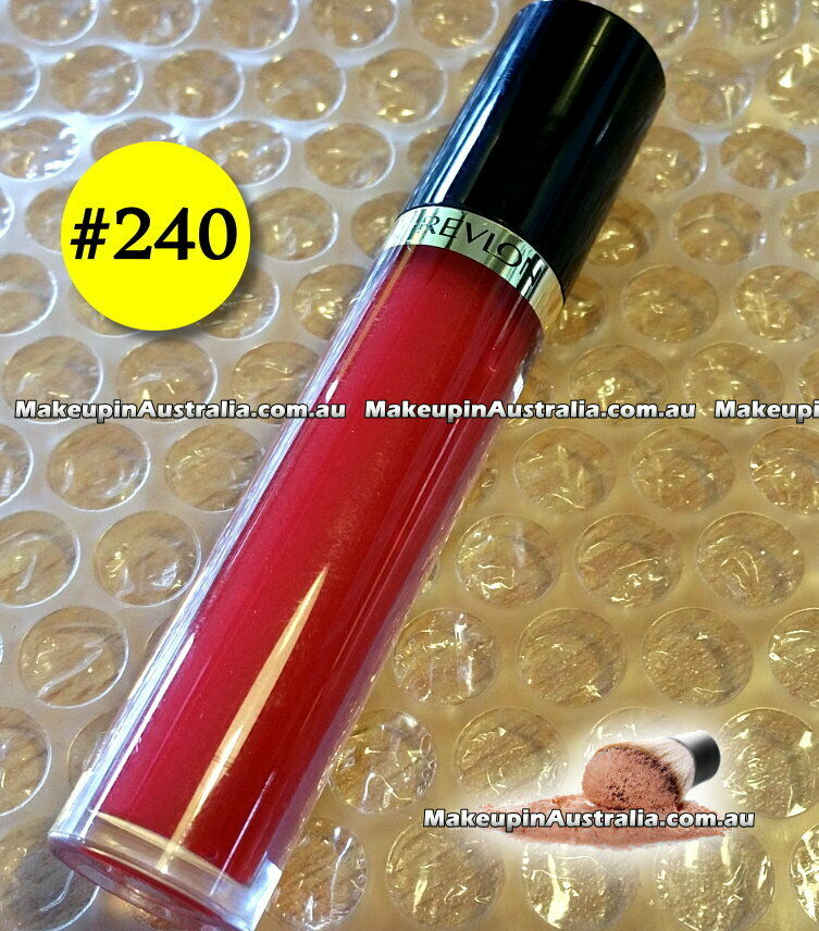Revlon Super Lustrous Lip Gloss 240 FATAL APPLE