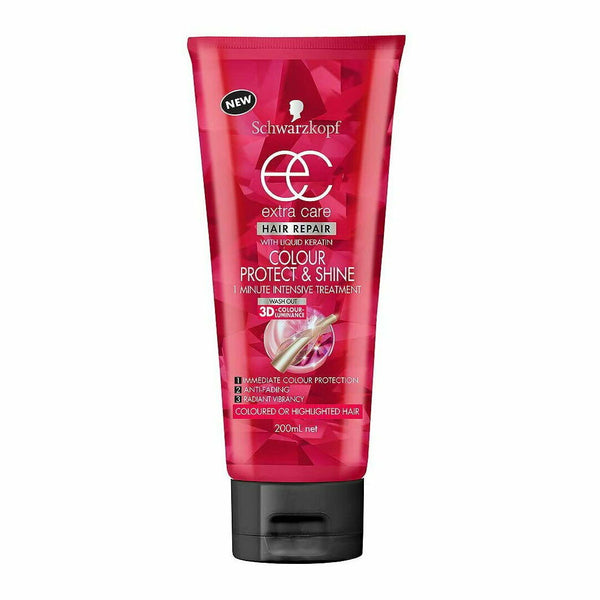 Schwarzkopf Hair Repair Colour Protect & Shine - Hair Treatment 200mL